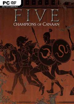 FIVE Champions of Canaan دانلود بازی پنج قهرمان کنعان FIVE Champions of Canaan برای کامپیوتر