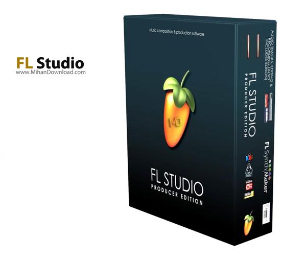 FL Studio دانلود FL Studio Producer Edition 11 0 4 Final نرم افزار آهنگسازی
