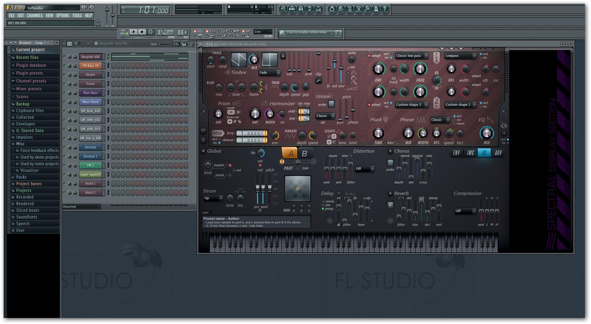 FL Studio 1 دانلود FL Studio Producer Edition 11 0 4 Final نرم افزار آهنگسازی