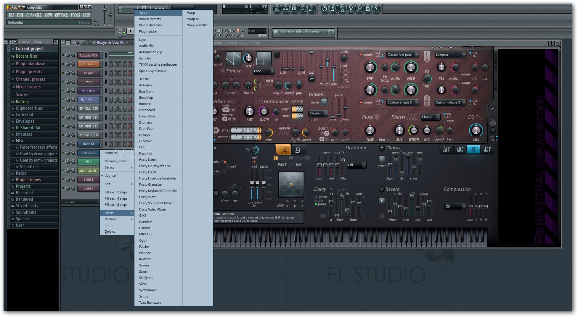 FL Studio 2 دانلود FL Studio Producer Edition 11 0 4 Final نرم افزار آهنگسازی