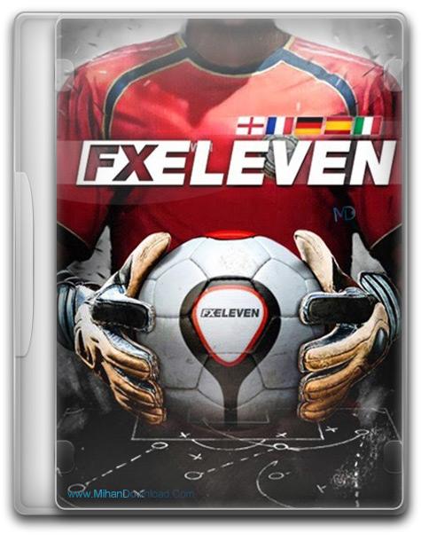 FX Eleven 1 دانلود بازی یازده یار فوتبال FX Eleven
