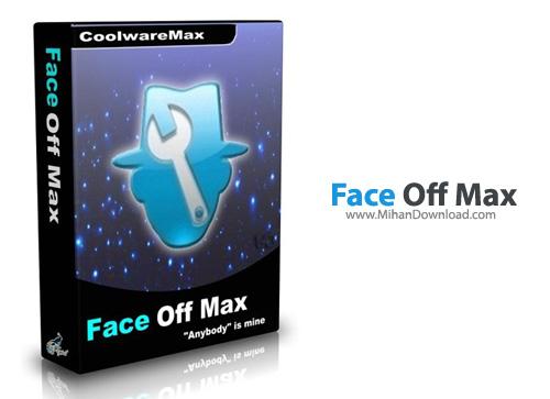 Face Off Max1 نرم افزار تغییر چهره افراد Face Off Max 3 5 9 8