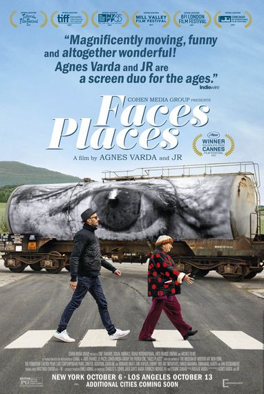 Faces Places 2017 1 دانلود مستند Faces Places 2017