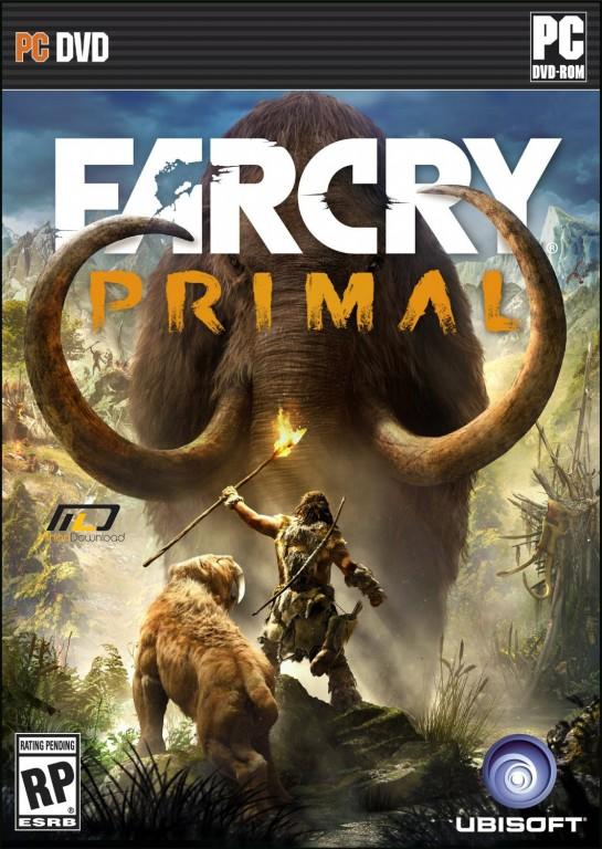 FarCryPrimalPCBoxArt 545x768 دانلود بازی Far Cry Primal برای کامپیوتر