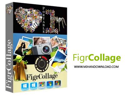 FigrCollage دانلود نرم افزار ساخت تصاویر کلاژ FigrCollage Professional Edition v2.5.6