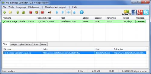 File Image Uplo دانلود نرم افزار آپلود فایل File & Image Uploader 7.2.6
