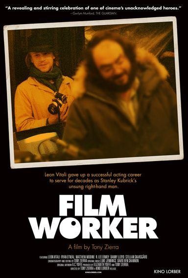 Filmworker 2017 دانلود مستند Filmworker 2017