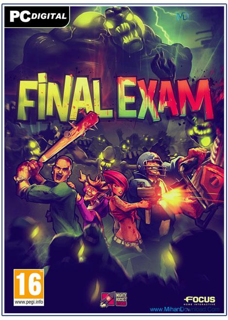 Final Exam 1 دانلود بازی Final Exam نجات شهر