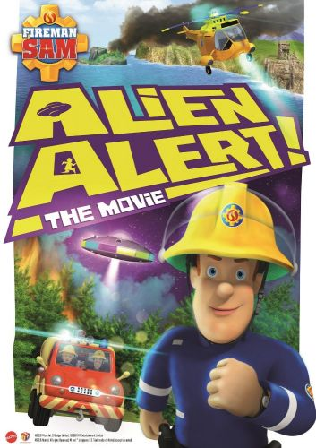 Fireman Sam Alien Alert The Movie 2016 1 دانلود انیمیشن سم آتش نشان