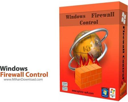 Firewall Control مدیریت فایروال ویندوز Windows Firewall Control 4 0 8 6