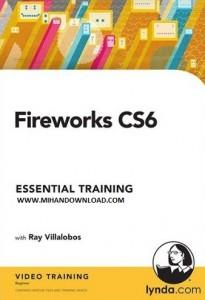 Fireworks CS6 205x300 دانلود فیلم آموزش Lynda: Fireworks CS6