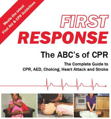 First Response The ABCs of CPR فیلم آموزش کمک ها اولیه