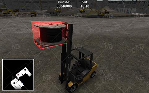Forklifter 2014 2 دانلود بازی شبیه ساز لیفتراک Forklifter 2014
