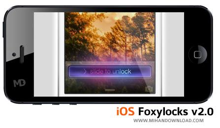 Foxylocks دانلود نرم افزار Foxylocks برای آیفون
