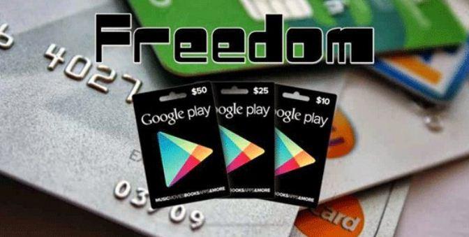 Freedom دانلود نرم افزار فریدام آندروید