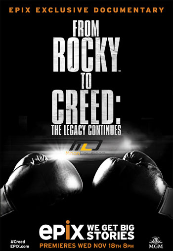From Rocky To Creed The Leg دانلود مستند ۲۰۱۵ From Rocky To Creed The Legacy Continues