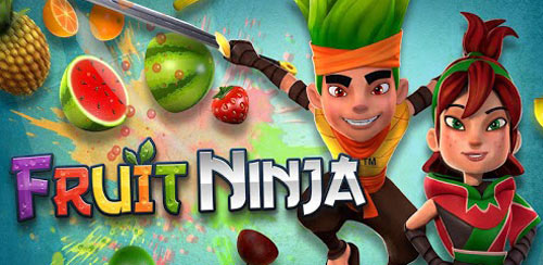 Fruit Ninja دانلود بازی فروت نینجا Fruit Ninja 2.2.7 اندروید