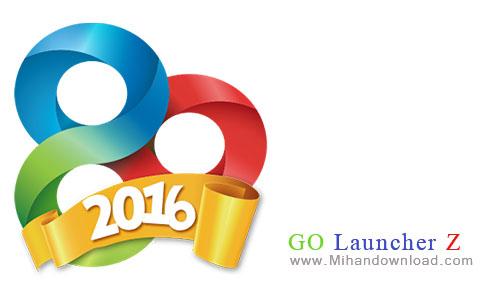 GO Launcher Z cover1 دانلود آپدیت جدید نرم افزار گو لانچر زد GO Launcher Z v 2.15 برای اندروید نسخه Prime VIP