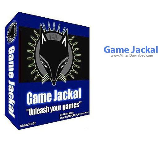 GameJackal دانلود GameJackal Pro 5 2 0 0 Final نرم افزار ساخت سی دی رام مجازی