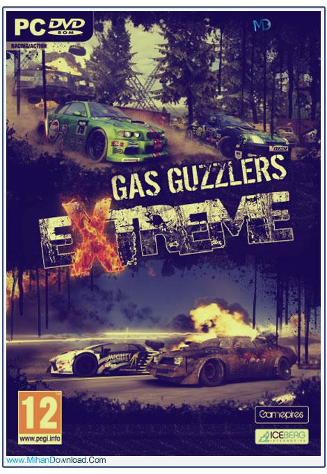 Gas Guzzlers Extreme 1 دانلود بازی Gas Guzzlers Extreme سرعت بی نهایت