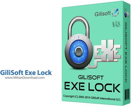 GiliSoft نرم افزار قفل گذاری بر روی فایل های اجرایی GiliSoft Exe Lock 4 1 3