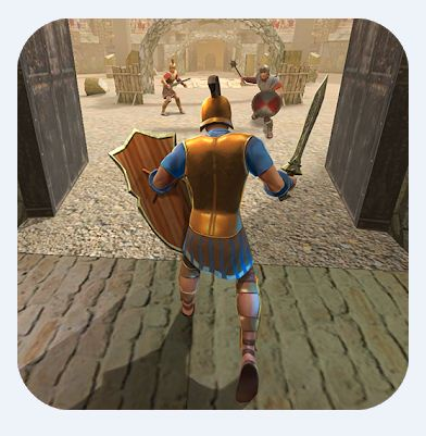 Gladiator Glory 1 <strong>دانلود</strong> <strong>بازی</strong> Gladiator Glory <strong>برای</strong> <strong>آندروید</strong>