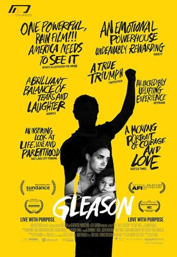 Gleason 2016 Poster دانلود مستند  Gleason 2016