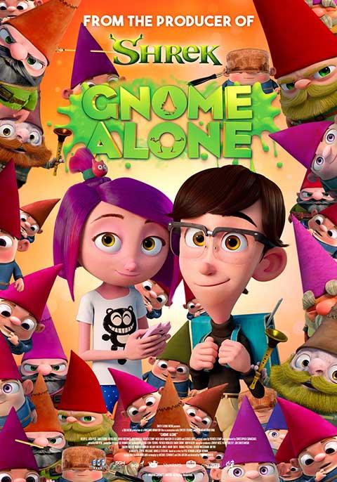 Gnome Alone 2017 1 دانلود انیمیشن Gnome Alone 2017