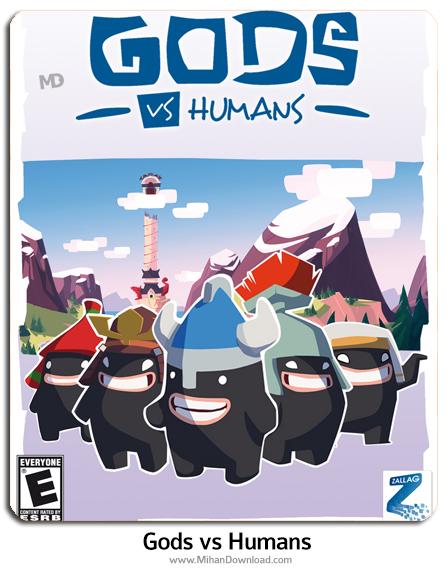 Gods vs Humans دانلود بازی Gods vs Humans برای کامپیوتر