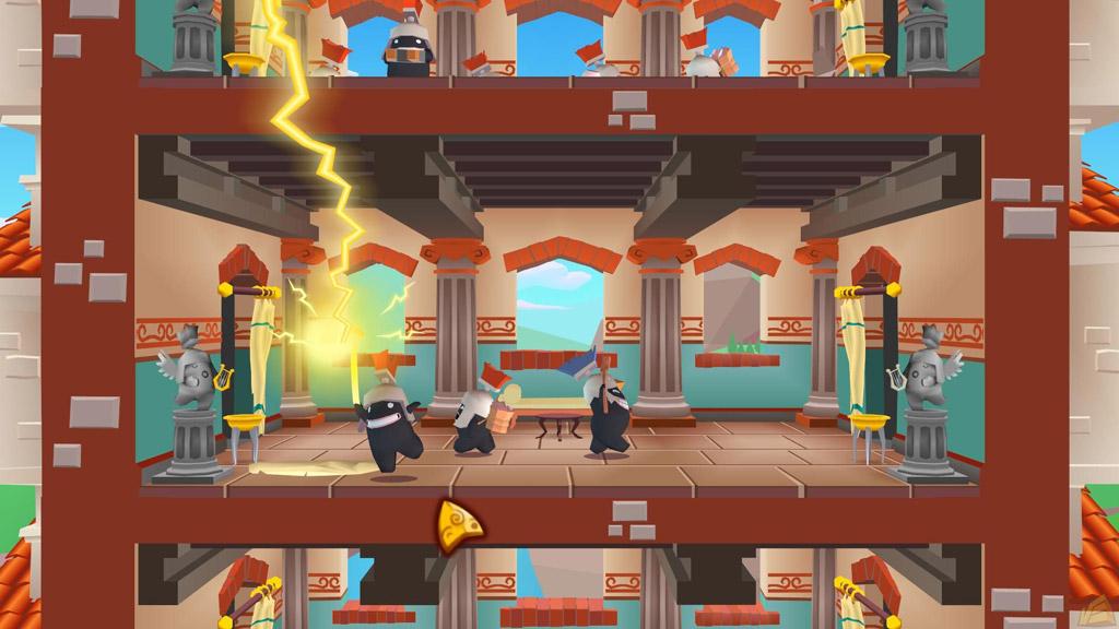 Gods vs Humans screen دانلود بازی Gods vs Humans برای کامپیوتر