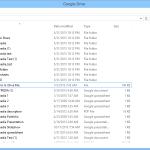 Google Drive 2 150x150 دانلود نرم افزار بهره بری و استفاده از فضای مجانی و رایگان گوگل درایو Google Drive 1.29.2074.1528