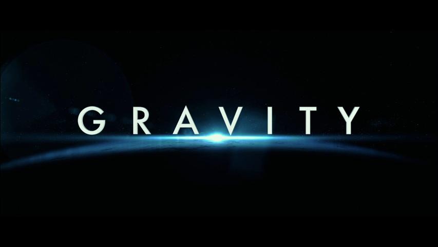 """Gravity poster موسیق متن فضایی و زیبای فیلم """" جاذبه """"   استیون پرایس"""