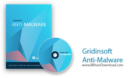 Gridinsoft Anti Malware دانلود Gridinsoft Anti Malware نرم افزار حذف تروجان و ویروس های رایانه ای