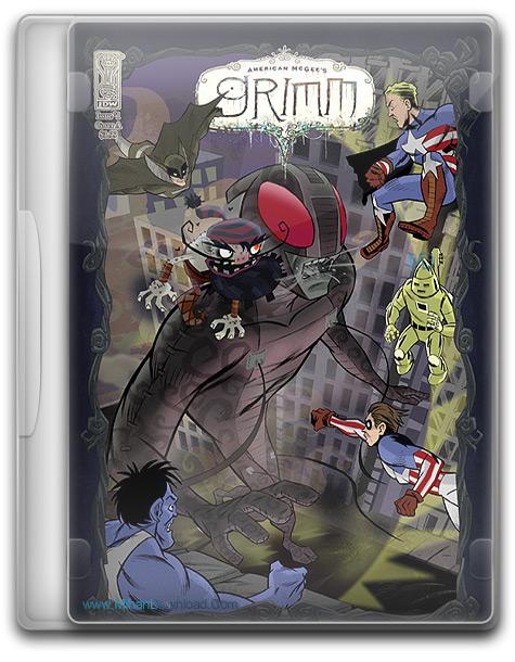 Grimm 1 دانلود بازی گریم Grimm