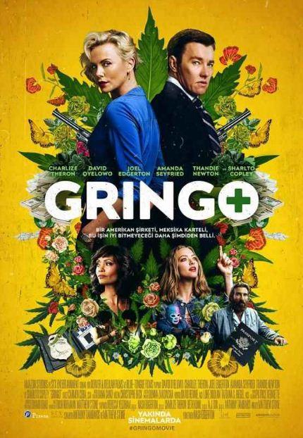 Gringo 2018 1 دانلود فیلم Gringo 2018