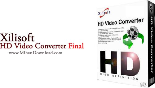 HD Video Converter دانلود نرم افزار تبدیل فیلم های اچ دی  Xilisoft HD Video Converter 7 7 3 20