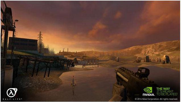 Half دانلود بازی نیمه جان Half Life 2 30 اندروید