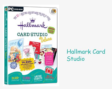 Hallmark Card Studio دانلود برنامه طراحی کارت تبریک Hallmark Card Studio 2018 Deluxe v19.0.0.11