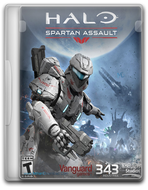 Halo Spartan Assault 1 دانلود بازی Halo: Spartan Assault