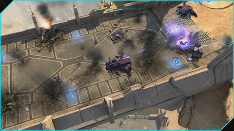 Halo Spartan Assault 3 دانلود بازی Halo: Spartan Assault