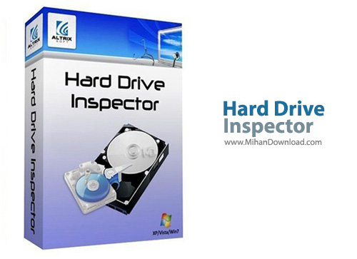 Hard Drive Inspector Pro2 نرم افزار مدیریت هارد دیسک Hard Drive Inspector Pro 4 24 Build 202