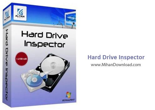 دانلود Hard Drive Inspector Pro 4-19 Build 182 نرم افزار مدیریت هارد دیسک