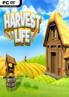 Harvest Life 1 دانلود بازی شبیهساز زندگی روستایی برای کامپیوتر