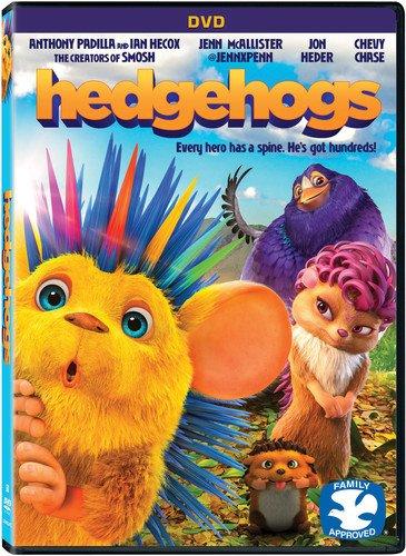 Hedgehogs 2016 دانلود دوبله فارسی انیمیشن جوجه تیغی ها