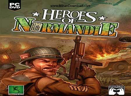 Heroes of Normandie دانلود Heroes of Normandie بازی قهرمانان جنگی برای کامپیوتر