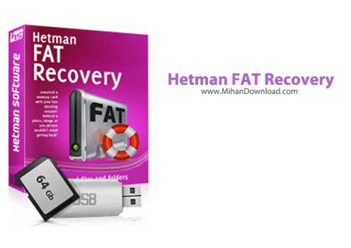 Hetman FAT Recovery دانلود Hetman FAT Recovery 2 1 نرم افزار بازیابی اطلاعات حذف شده از فرمت های FAT