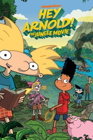 Hey Arnold 1 دانلود انیمیشن Hey Arnold!: The Jungle Movie 2017