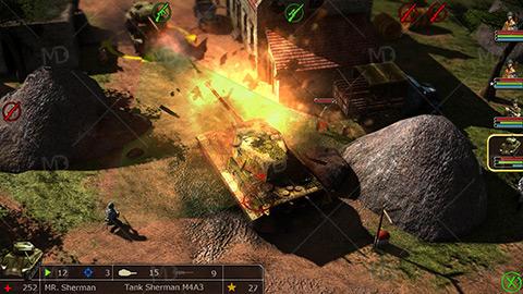 History Legends of War 4 دانلود بازی جنگ های جهانی History Legends of War