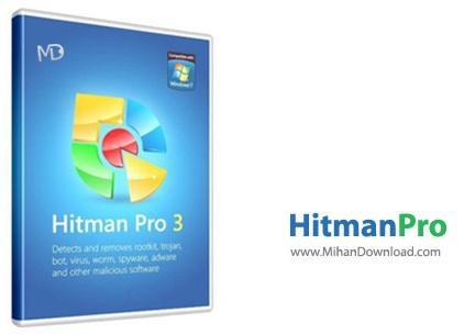 HitPro1 دانلود نرم افزار شناسایی ویروس ها Hitman Pro 3.7.14 Build 280