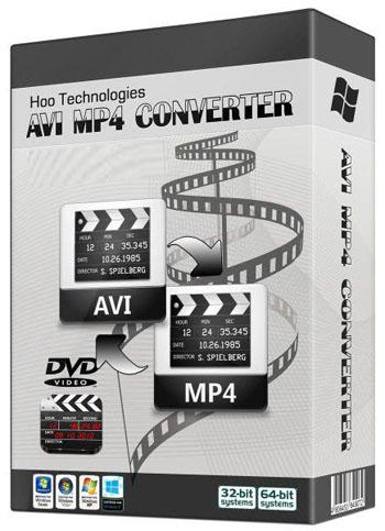 Hoo دانلود Portable Hoo Technologies AVI MP4 Converter 6.1